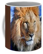 Lion 09 Coffee Mug
