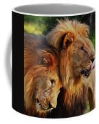 Lion 22 Coffee Mug