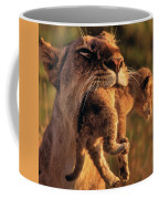 Lion 32 Coffee Mug