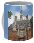 Lion And Unicorn Coffee Mug