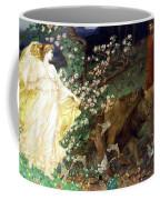 Lion Angel Coffee Mug
