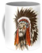 Lion Chief Coffee Mug
