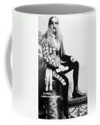 Lion-faced Man, 1907 Coffee Mug