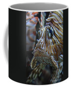 Lion Fish Profile Coffee Mug