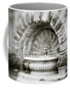 Lion Head Fountain Coffee Mug