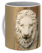 Lion Head Fountain Coffee Mug