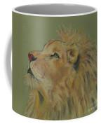 Lion Hearted Coffee Mug