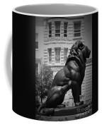 Lion In The Spring Coffee Mug