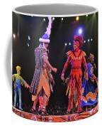 Lion King Performers Coffee Mug
