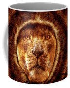 Lion Lady   -1 Coffee Mug