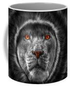 Lion Lady   -3 Coffee Mug