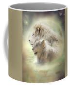 Lion Moon Coffee Mug