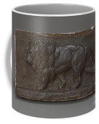 Lion Of The Colonne De Juillet Coffee Mug