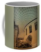 Lion On Guard Coffee Mug