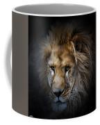 Lion Portraits 0055 Coffee Mug