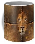 Lion Sun Coffee Mug