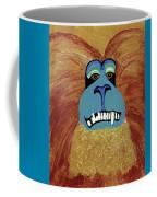 Lion-tailed Macaque Coffee Mug