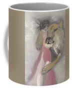 Lady And The Lion Coffee Mug
