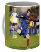 Lionel Messi Coffee Mug