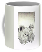 Lioness Rising Coffee Mug