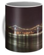 Lions Gate Bridge 2 Coffee Mug