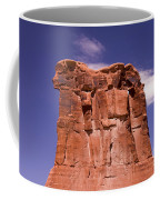 Lions Head Coffee Mug