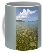 Lion's Head - Summer Afternoon On The Dock Coffee Mug