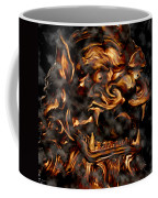 Lions Roar Coffee Mug