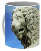 Lions Roar Coffee Mug