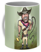 Liontamer Coffee Mug