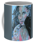 Lipstick And Leather Coffee Mug