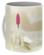 Lipstick Coffee Mug by Joana Kruse