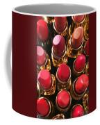 Lipstick Rows Coffee Mug