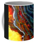 Liquid Abstract Fifteen Coffee Mug