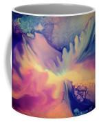Liquid Abstract Nebula Coffee Mug