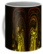 Liquid Aurora 5 Coffee Mug