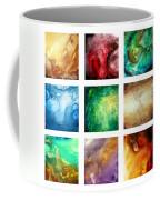 Liquid Color I By Madart Coffee Mug