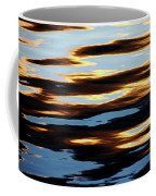 Liquid Setting Sun Coffee Mug