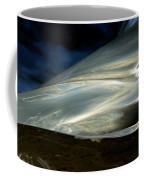 Liquid Silver Coffee Mug