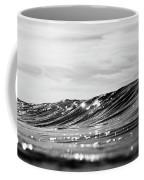 Liquid Silver I Coffee Mug
