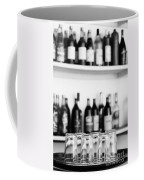 Liquor Bottles Coffee Mug