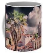 Lisbon Cityscape 4 Coffee Mug
