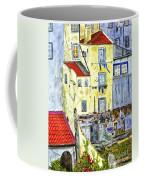 Lisbon Home Painting Coffee Mug