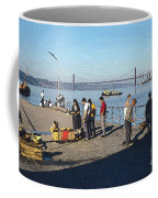 Lisbon Pier 4 Coffee Mug