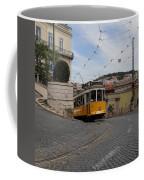 Lisbon Trolley 10 Coffee Mug