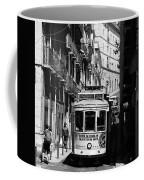 Lisbon Trolley 16b Coffee Mug