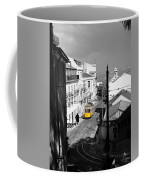 Lisbon Trolley 17c Coffee Mug