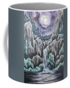 Listen To The Echoes II Coffee Mug