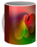 Listen To The Sound Of Colors -1- Coffee Mug by Issabild -