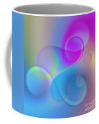 Listen To The Sound Of Colors -3- Coffee Mug by Issabild -